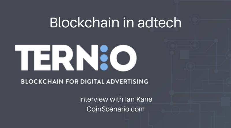 Blockchain in adtech - CoinScenario.com