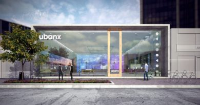 Ubanx: Bridging Blockchain and Brick and Mortar